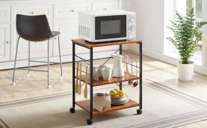 microwave cart servicing company